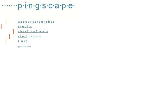 http://pingscape.mur.at/